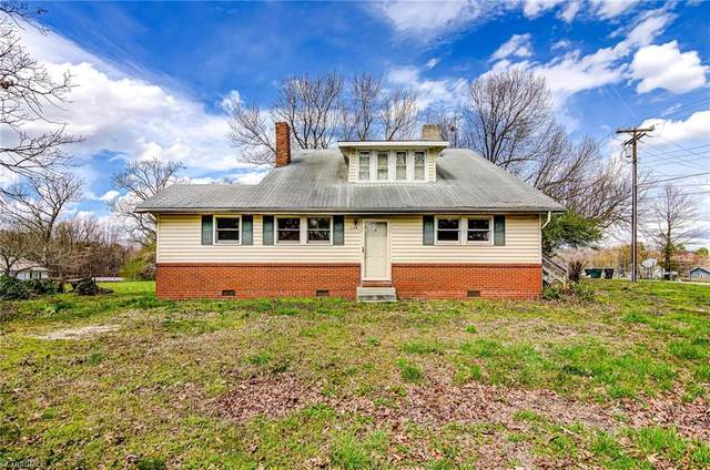 703 Shady Lane, High Point, NC 27262 (MLS #970101) :: Elevation Realty