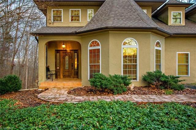234 Deerfield Drive, Mocksville, NC 27028 (MLS #970120) :: Berkshire Hathaway HomeServices Carolinas Realty