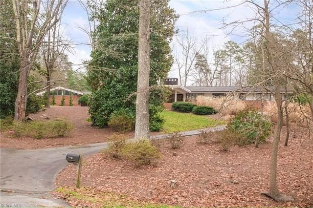 402 Shadow Valley Road, High Point, NC 27262 (MLS #970149) :: Ward & Ward Properties, LLC