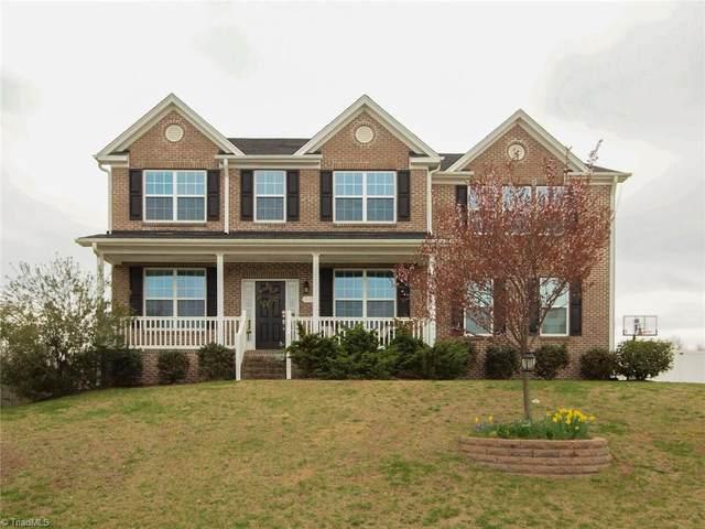 266 Ironwood Drive, Thomasville, NC 27360 (#970220) :: Premier Realty NC