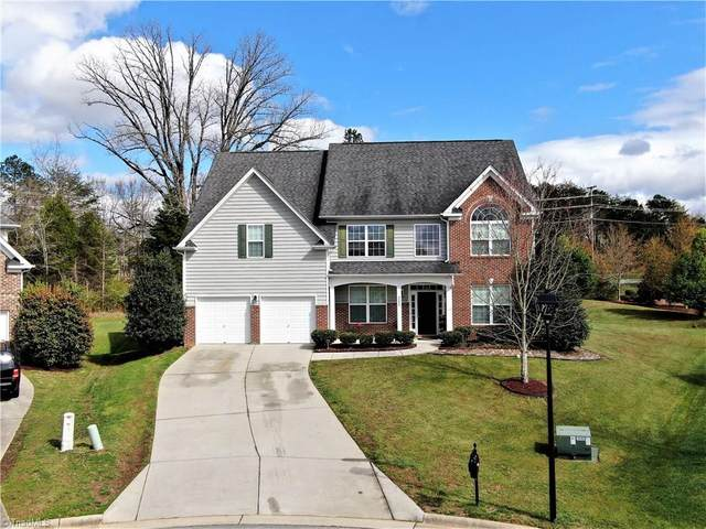 3532 Sagedale Court, High Point, NC 27265 (MLS #970293) :: Ward & Ward Properties, LLC