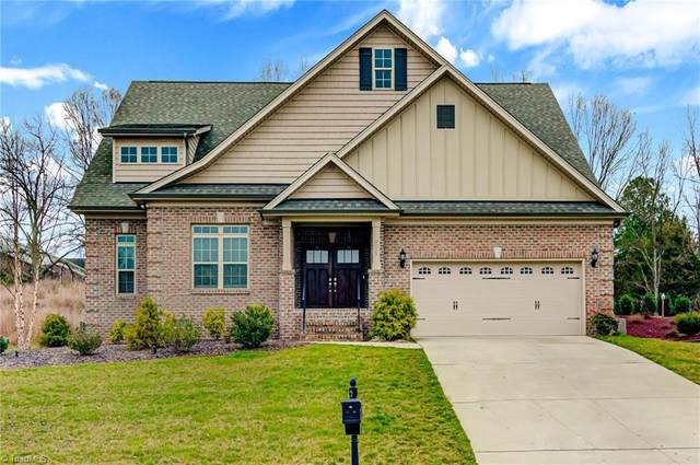 670 Ryder Cup Lane, Clemmons, NC 27012 (MLS #970299) :: Berkshire Hathaway HomeServices Carolinas Realty