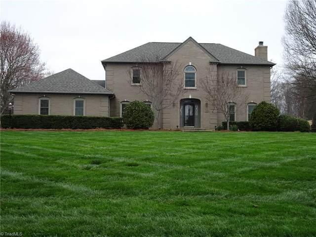 1061 Riverbend Drive, Bermuda Run, NC 27006 (MLS #970515) :: Berkshire Hathaway HomeServices Carolinas Realty