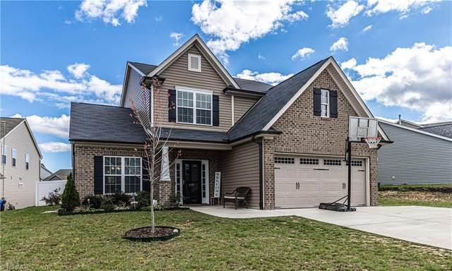 4477 Silo Ridge Court, Clemmons, NC 27012 (#970581) :: Premier Realty NC