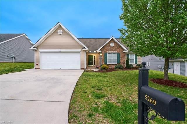 5269 Mount Hope Drive, Winston Salem, NC 27107 (#970744) :: Premier Realty NC