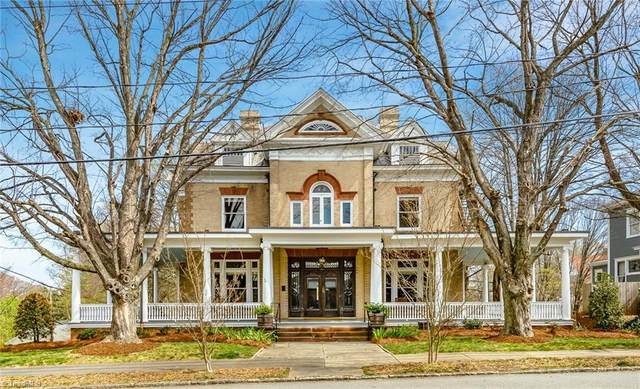 533 Summit Street, Winston Salem, NC 27101 (MLS #970752) :: Ward & Ward Properties, LLC