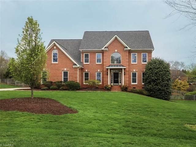 508 Buffalo Tom Drive, Greensboro, NC 27455 (MLS #970804) :: Berkshire Hathaway HomeServices Carolinas Realty