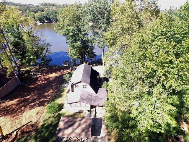 1849 Hickory Point Drive, Lexington, NC 27292 (MLS #970989) :: Berkshire Hathaway HomeServices Carolinas Realty