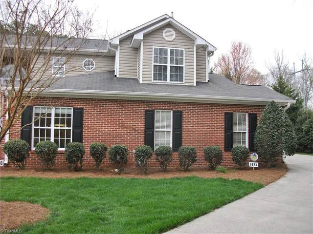 7654 Riverview Knoll Court, Clemmons, NC 27012 (#971063) :: Premier Realty NC