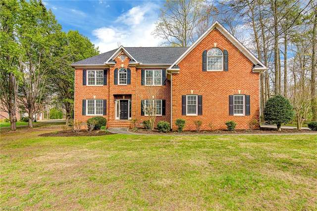 8605 Case Ridge Drive, Oak Ridge, NC 27310 (MLS #971075) :: Ward & Ward Properties, LLC