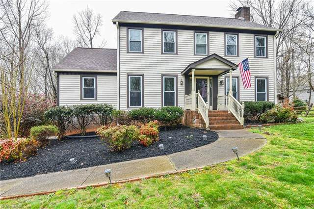 7091 Doefield Drive, Kernersville, NC 27284 (MLS #971115) :: Berkshire Hathaway HomeServices Carolinas Realty