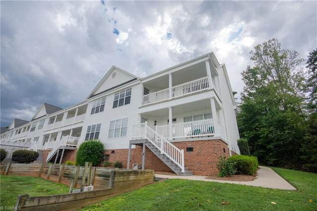 150 Rivers Edge Place G, Lexington, NC 27292 (MLS #971175) :: Ward & Ward Properties, LLC