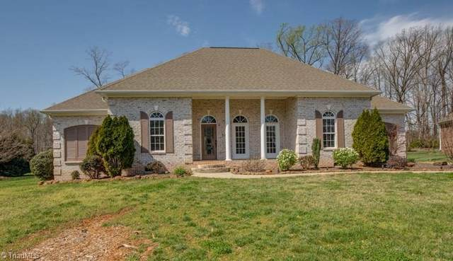 124 Live Oaks Road, Advance, NC 27006 (#971201) :: Premier Realty NC