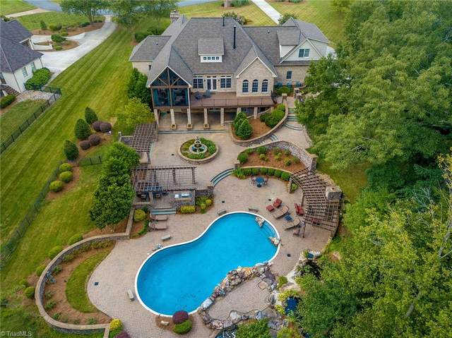 520 Belmeade Way Trail, Lewisville, NC 27023 (MLS #971238) :: Berkshire Hathaway HomeServices Carolinas Realty