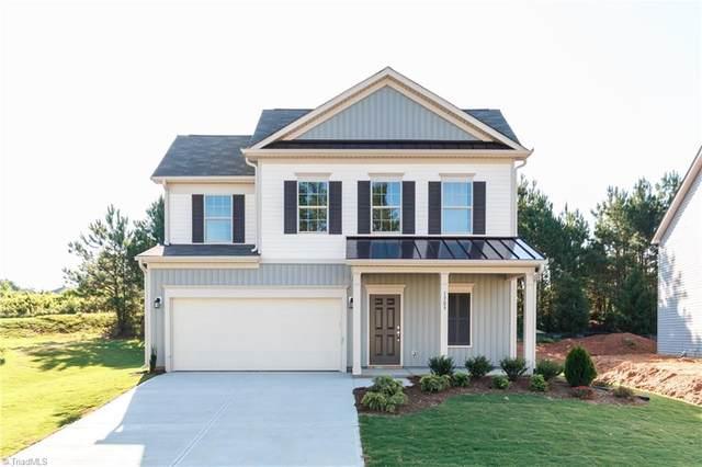105 Palladium Court, Elon, NC 27244 (MLS #971242) :: Ward & Ward Properties, LLC