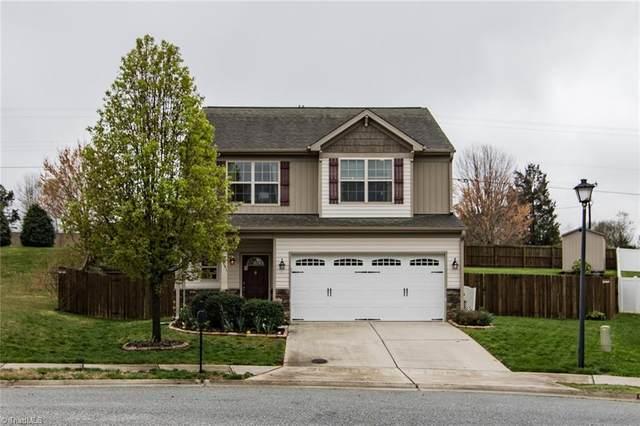 1351 Stephenshire Court, Kernersville, NC 27284 (MLS #971331) :: HergGroup Carolinas | Keller Williams