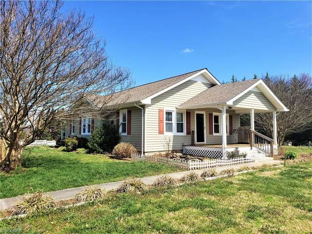3278 Rock Creek Road, North Wilkesboro, NC 28659 (MLS #971436) :: Ward & Ward Properties, LLC