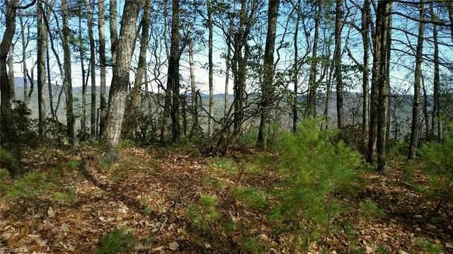 Summit Ridge Road, Purlear, NC 28665 (MLS #971448) :: Ward & Ward Properties, LLC