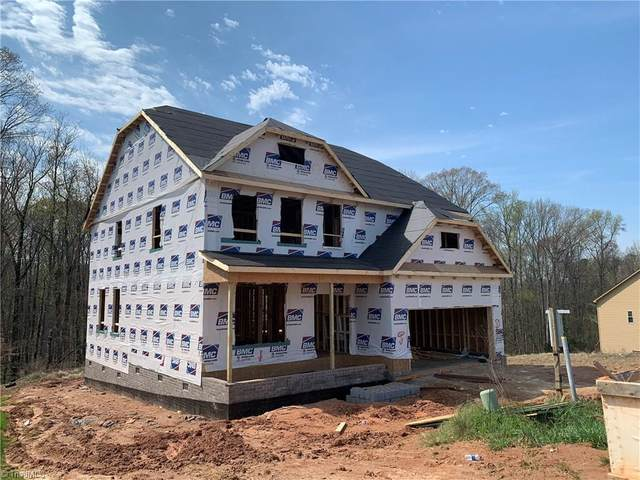 913 Maxine Street Lot 16, Kernersville, NC 27284 (#971452) :: Premier Realty NC
