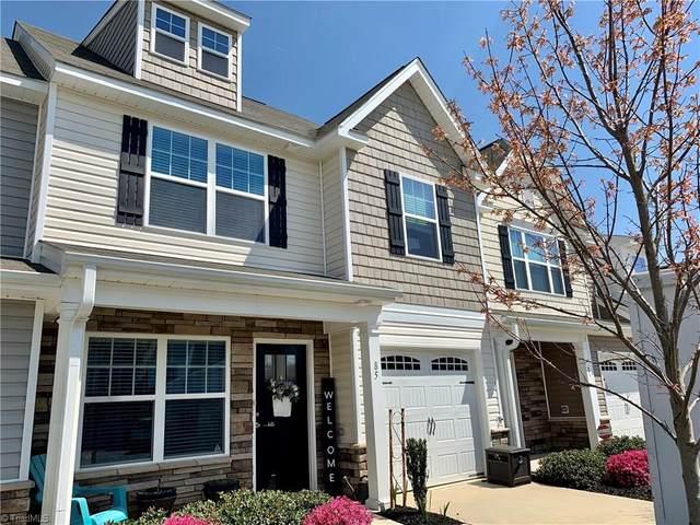 85 Geoffrey Way, Kernersville, NC 27284 (MLS #971458) :: Berkshire Hathaway HomeServices Carolinas Realty