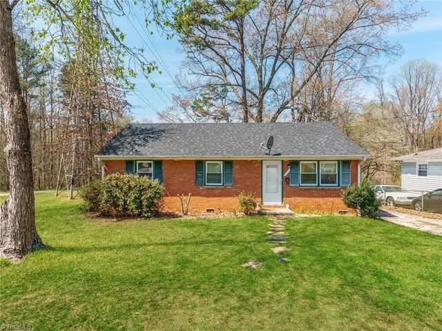 1118 Peachtree Street, Winston Salem, NC 27107 (MLS #971510) :: Berkshire Hathaway HomeServices Carolinas Realty