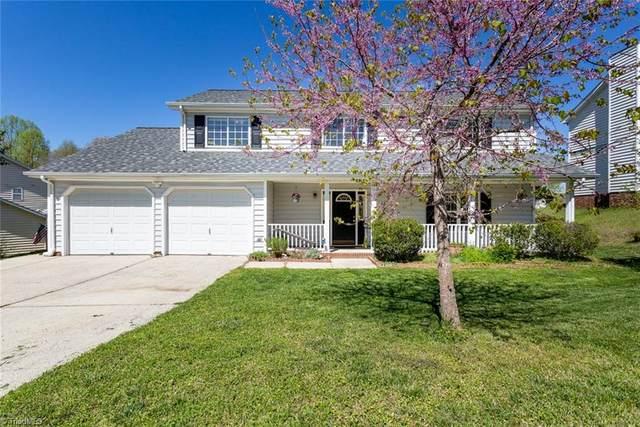 3907 Colony Ridge Court, Jamestown, NC 27282 (MLS #971560) :: Berkshire Hathaway HomeServices Carolinas Realty