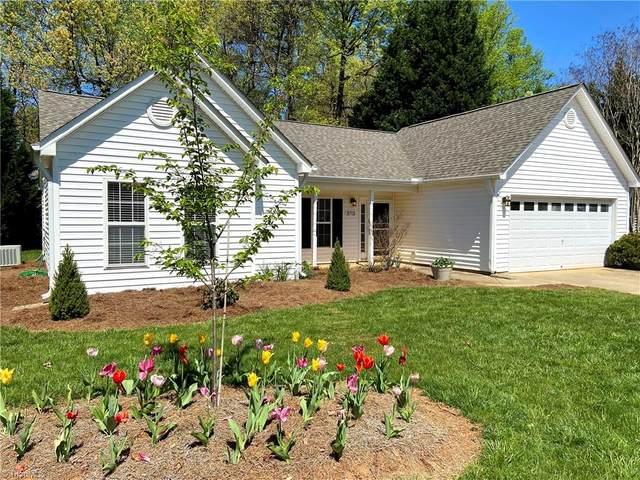 3713 Queenswood Lane, Jamestown, NC 27282 (MLS #971594) :: Berkshire Hathaway HomeServices Carolinas Realty