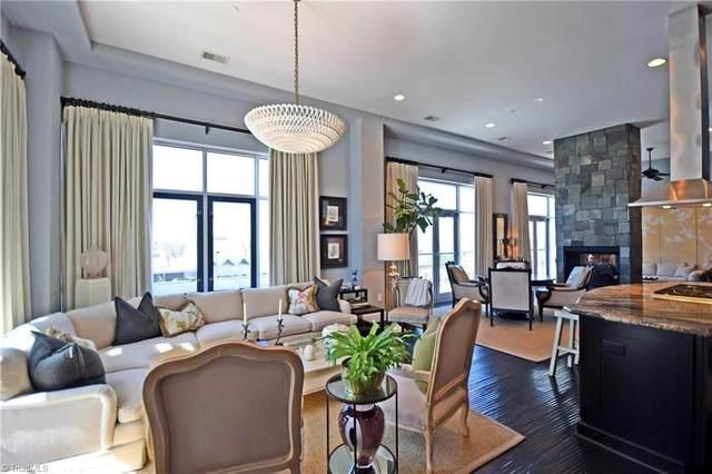 530 N Trade Street #501, Winston Salem, NC 27101 (MLS #971654) :: Berkshire Hathaway HomeServices Carolinas Realty