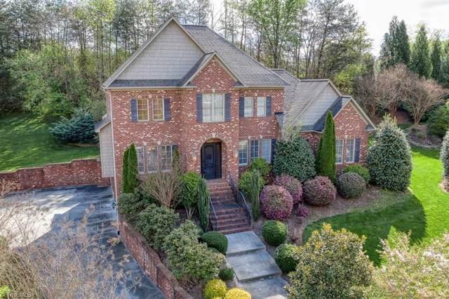 125 Holly Hill Court, Winston Salem, NC 27106 (MLS #971696) :: Berkshire Hathaway HomeServices Carolinas Realty