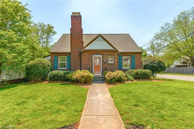 2196 Gaston Street, Winston Salem, NC 27103 (MLS #971731) :: Ward & Ward Properties, LLC