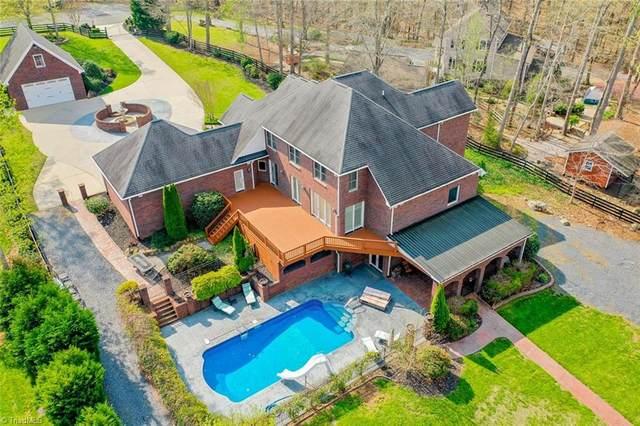 750 Mountain Shore Drive, Denton, NC 27239 (MLS #971736) :: Ward & Ward Properties, LLC