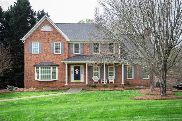 4464 Lochurst Drive, Pfafftown, NC 27040 (MLS #971801) :: Ward & Ward Properties, LLC
