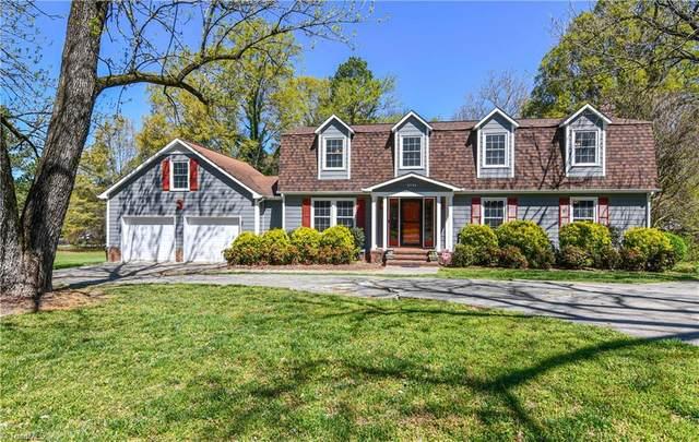 2704 W Market Street, Greensboro, NC 27403 (MLS #971820) :: Berkshire Hathaway HomeServices Carolinas Realty