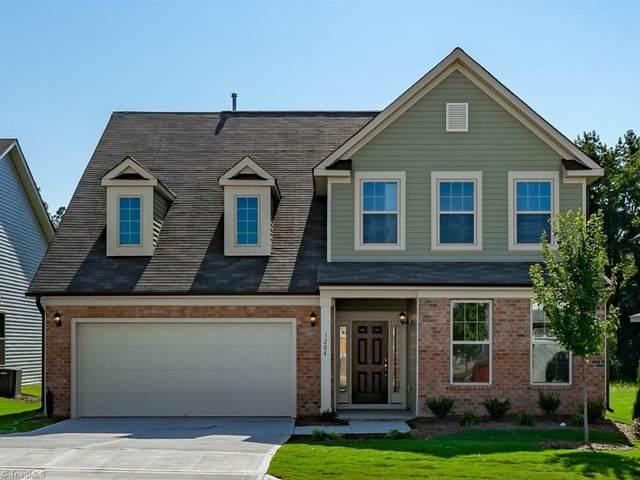 694 Heartpine Drive, Mebane, NC 27302 (MLS #971939) :: Ward & Ward Properties, LLC