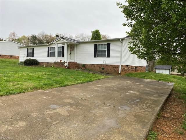 117 Hayes Drive, King, NC 27021 (MLS #971966) :: Team Nicholson