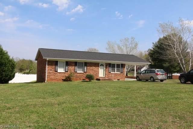 399 Odell Owen Road, Lexington, NC 27295 (MLS #971972) :: Lewis & Clark, Realtors®