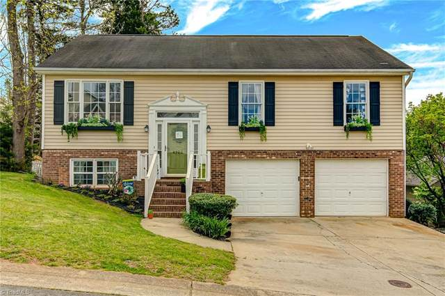 4521 Princess Drive, Winston Salem, NC 27127 (MLS #971988) :: Ward & Ward Properties, LLC