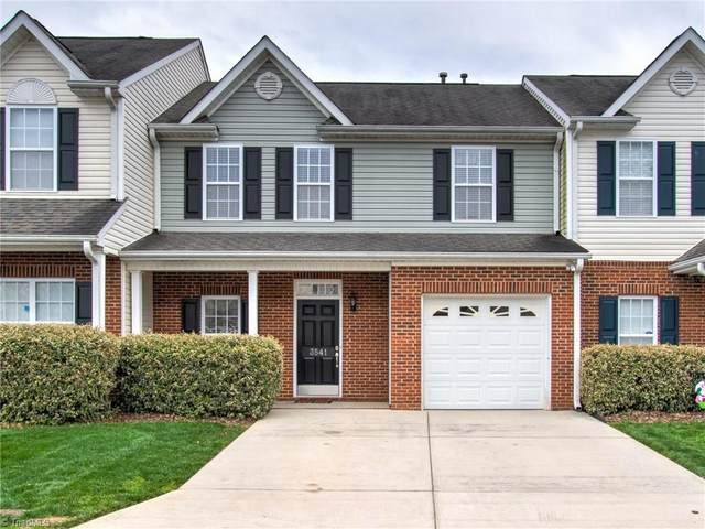 3541 Park Hill Crossing Drive, High Point, NC 27265 (MLS #972009) :: Berkshire Hathaway HomeServices Carolinas Realty