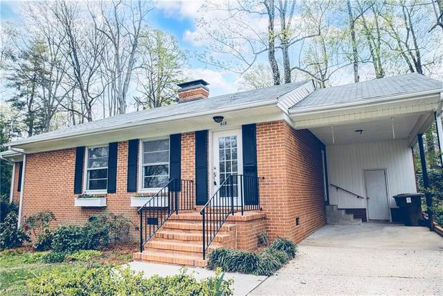 612 Candlewood Drive, Greensboro, NC 27403 (MLS #972017) :: Lewis & Clark, Realtors®