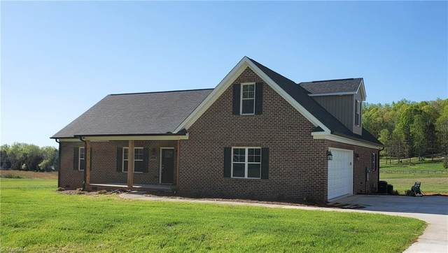 208 Libby Grace Court, Thomasville, NC 27360 (MLS #972034) :: Ward & Ward Properties, LLC