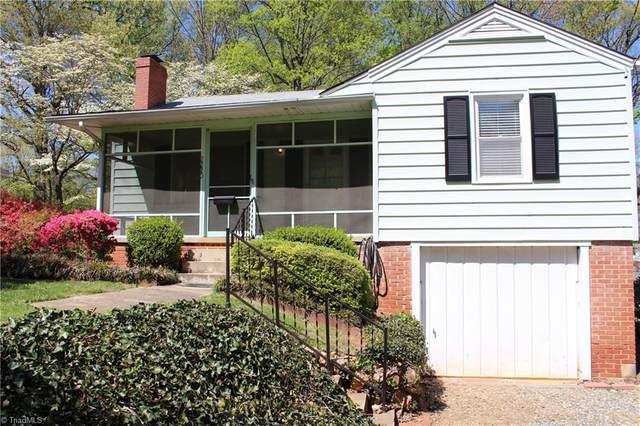 2220 Lane Road, Greensboro, NC 27408 (MLS #972092) :: Lewis & Clark, Realtors®