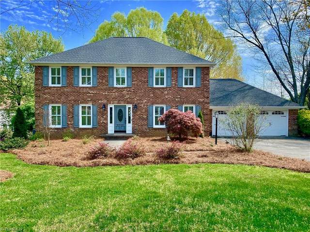 8004 Riverview Drive, Clemmons, NC 27012 (#972158) :: Premier Realty NC