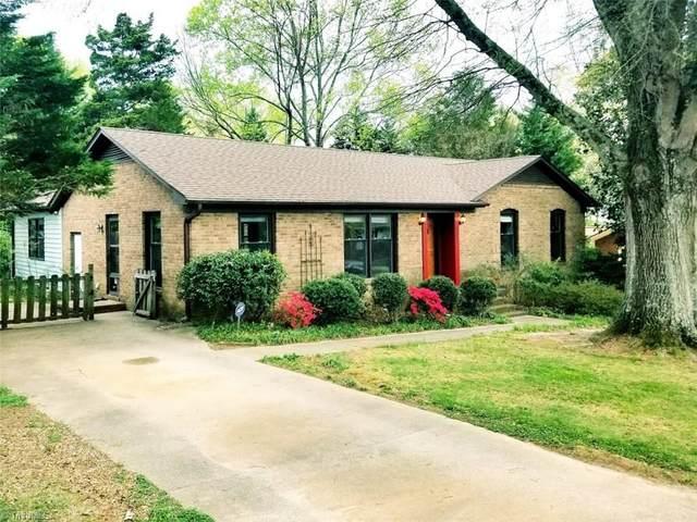4803 Tara Drive, Greensboro, NC 27410 (MLS #972159) :: Berkshire Hathaway HomeServices Carolinas Realty
