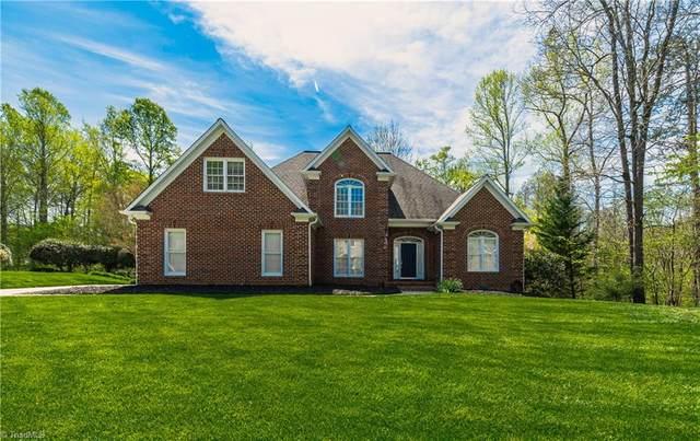 4512 Jamesford Drive, Jamestown, NC 27282 (MLS #972163) :: Berkshire Hathaway HomeServices Carolinas Realty
