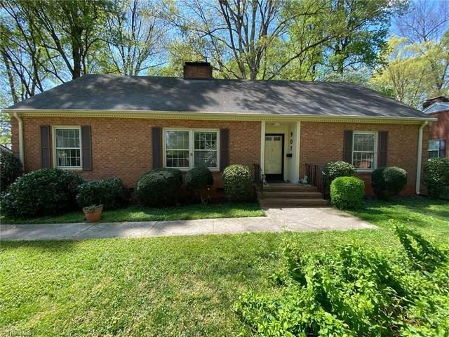 907 Onslow Drive, Greensboro, NC 27408 (MLS #972171) :: Ward & Ward Properties, LLC