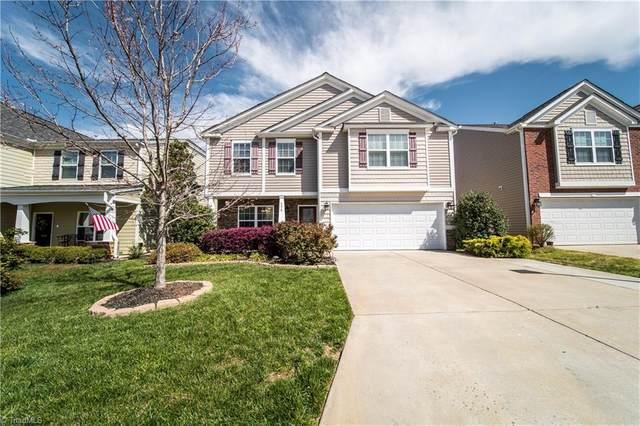 4879 Abbey Park Road, Kernersville, NC 27284 (MLS #972173) :: Berkshire Hathaway HomeServices Carolinas Realty