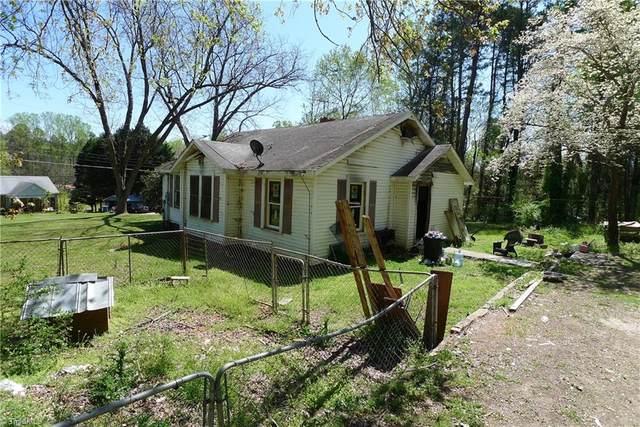 978 Gladstone Road, Mocksville, NC 27028 (MLS #972231) :: Team Nicholson