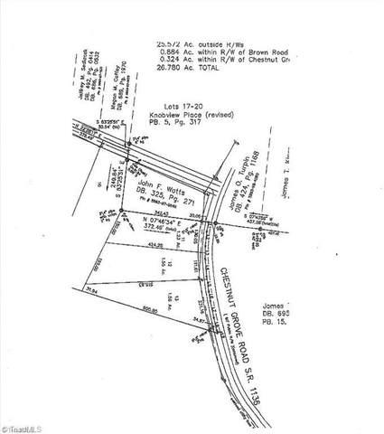 13 Chestnut Grove Road, King, NC 27021 (MLS #972259) :: Team Nicholson