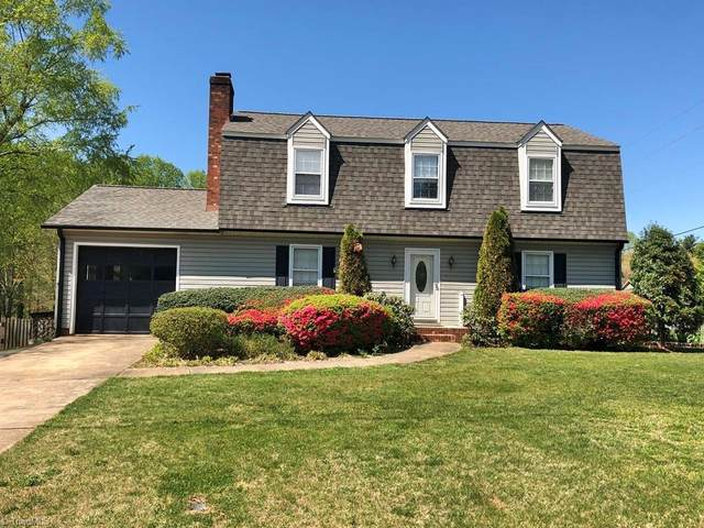 2150 Storm Canyon Road, Winston Salem, NC 27106 (MLS #972271) :: Team Nicholson