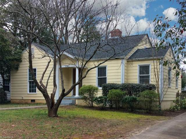 1114 Cleburne Street, Greensboro, NC 27408 (MLS #972292) :: Berkshire Hathaway HomeServices Carolinas Realty